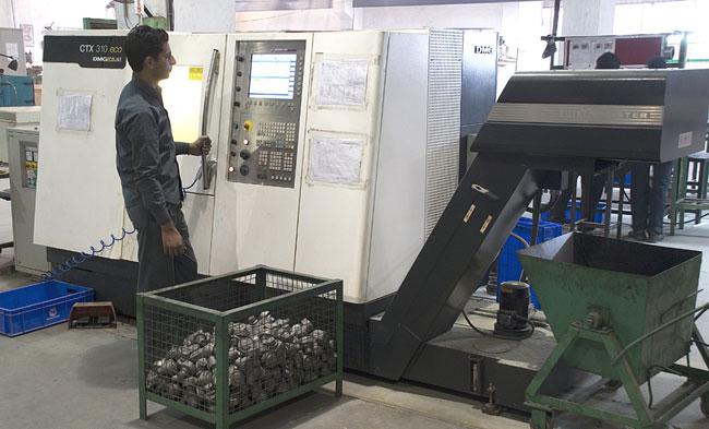 CNC and Conventional machines HAAS, Makino, Mazak